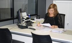 Oficina de administración de Hutipre